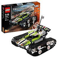 Конструктор LEGO Technic Скоростной вездеход с ДУ RC Tracked Racer42065