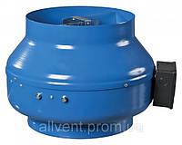 Канальный вентилятор Вентс ВКМ 100, ВКМ 125, ВКМ 150, ВКМ 200, ВКМ 250, ВКМ 315