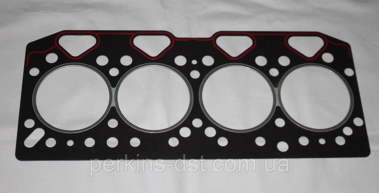 3681E037 Прокладка ГБЦ на мотор Perkins 1004