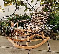 Кресло с натурального ротанга