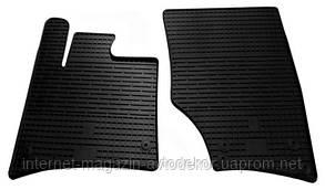 Коврики передние для Audi Q7 2006-15 г. резиновые Stingray Чехия