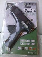 Пистолет клеевой  под стержни 11.2мм, 40Вт, 230В