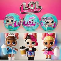 Игрушка набор  кукла-сюрприз LoL в шарике