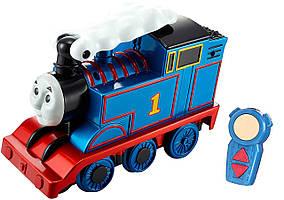 Fisher-Price Вращающийся Турбо поезд Томас на пульте управления Thomas the Train Turbo Flip Thomas