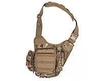 Сумка через плечо MilTec MULTIFUNCTION SLING BAG Multicam