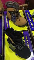 Зимние детские ботинки для мальчиков Размеры 29-31