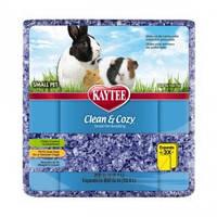 Kaytee КЛИН КОЗИ (Clean&Cozy) Purple подстилка из целлюлозы для грызунов, фиолетовый 4,1л
