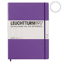 Блокнот Leuchtturm1917 Большой Slim Лаванда в Линейку (22,5х31,5 см) (340933), фото 1
