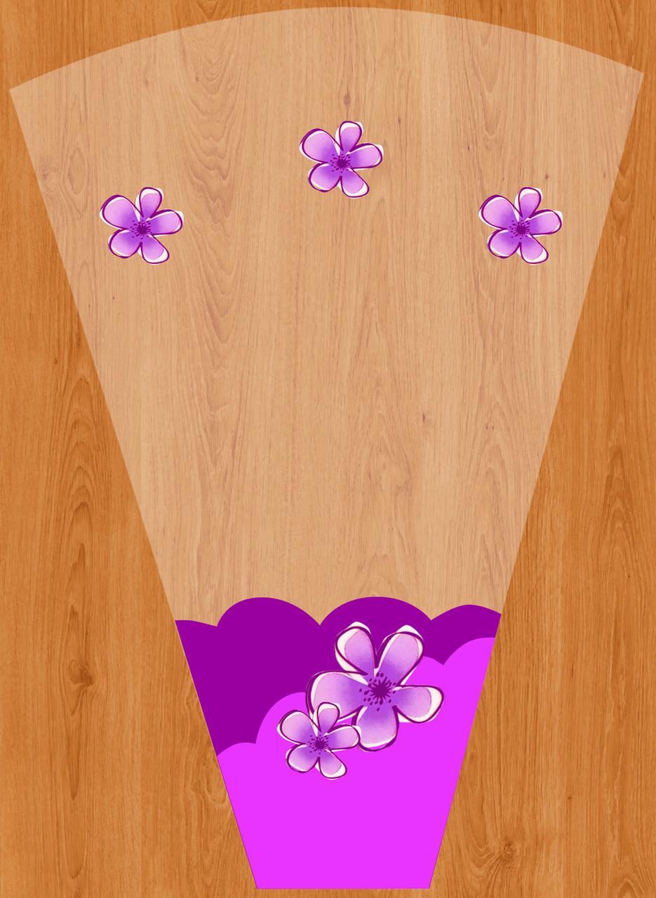 Пакеты для цветов 10х35х50см