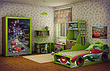Шкаф гардероб Тачки Франческо распашной, фото 2