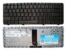 Оригінальна клавіатура для HP Pavilion DV3000 series, coffee, ru
