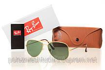 Очки Ray Ban Авиаторы модель 3026green-g