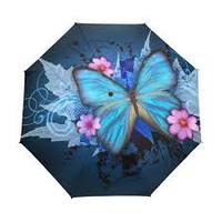 Зонты Бабочка полуавтомат