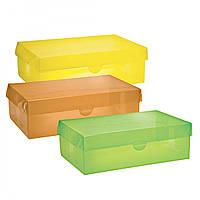 Набор цветных коробов из 3 шт 30x18,5x9,7