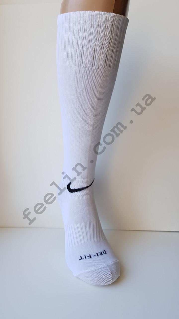 """Гетры футбольные Nike белые - """"Feelin"""" - Футбольная форма для Вас и Вашей команды! в Одессе"""