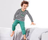 Костюм - футболка с длинным рукавом  и трикотажные брюки для мальчика ГЕРМАНИЯ TCM TCHIBO
