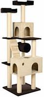 """Игровой комплекс для кота Trixie """"Mariela"""" 176см,коричневый/беж"""