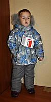 Детский термокомбинезон для девочки  92-116