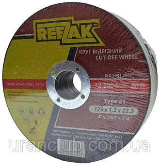Круг відрізний по металу Будмонстр (Reezak)