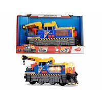 Локомотив Dickie Toys со звуковыми и световыми эффектами