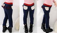 Детские джинсовые леггинсы для девочки от 3 до 7 лет