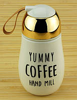 Термобутылка с сюрпризом Yummy Coffee Hand Mill