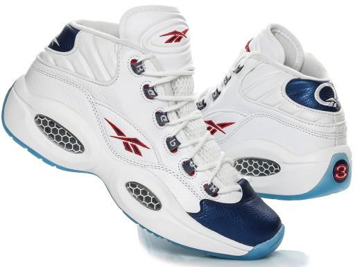 Оригинальные мужские кроссовки для баскетбола Reebok Question Mid -  All-Original Только оригинальные товары в 68cdad3d3cf2e