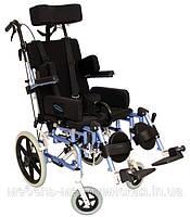 Инвалидная коляска для детей с дцп «JUNIOR» + насос в комплекте!