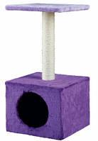 """Домик для кота Trixie """"Zamora"""" 61см,фиолет/сирень"""