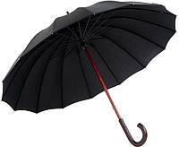 Зонт черный мужской