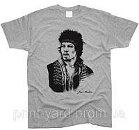 Jimi Hendrix 04 Футболка