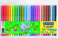 Фломастеры 24 цветов Centropen  7790\24ТР