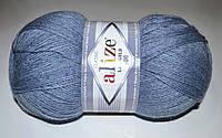 Alize Lanagold 800221 светлый джинс