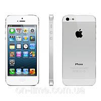 IPhone 5S 16GB Silver (CDMA/GSM)