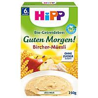 HiPP Утренние мюсли с йогуртом и фруктами с 6 месяцев 250 г