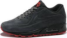 """Зимние мужские кроссовки Nike Air Max 90' VT Tweed """"Grey"""", найк, айр макс. ТОП Реплика ААА класса., фото 2"""