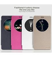 Чехол-книжка Nillkin для Xiaomi MAX, золотистый