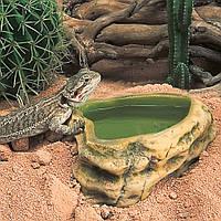 Ferplast WATER BOWL 1 Поилка для рептилий из полиуретана