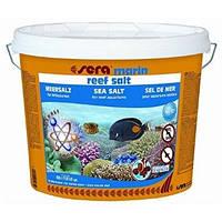 Sera marin reef salt - морська сіль д/рифових акваріумів 20 кг