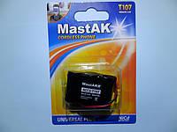 Аккумулятор к стационарному телефону MastAK T-107  ( 3,6v 400mAh )