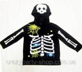 Карнавальный костюм Скелетон 1-2 года