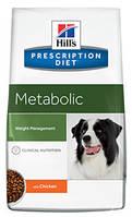 Hills (Хиллс)Prescription Diet™ Metabolik - диетический корм для снижения веса, 1,5кг