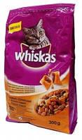 Whiskas Сухой корм для кошек с курицей