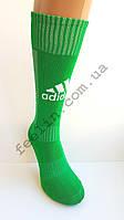 Гетры футбольные Adidas зеленые