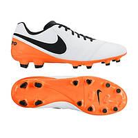 Футбольные мужские бутсы Nike Tiempo Genio II FG