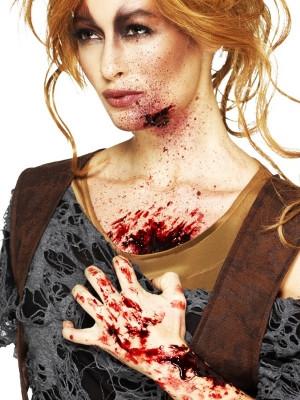Искусственная кровь в тюбике Blood vampire 100 мл