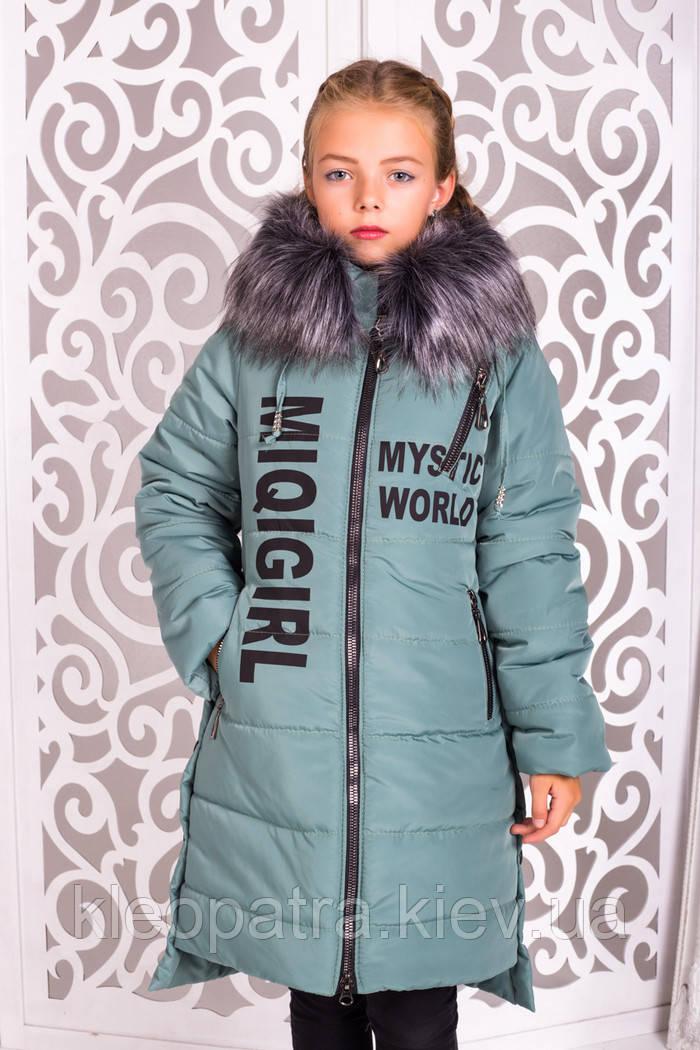 Куртка зимняя для девочки Долли