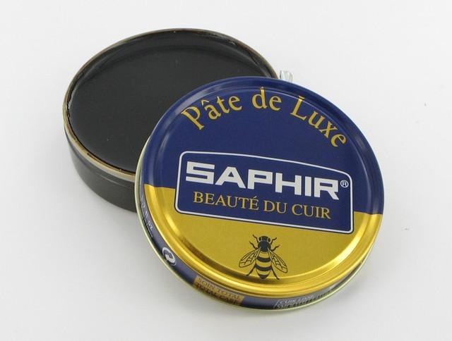Паста Saphir для обуви Pate De Luxe