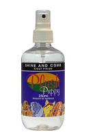 Plush Puppy SHINE and COMB - завершающий спрей для блеска, 250мл