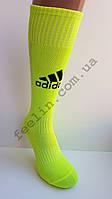 Гетры футбольные Adidas салатовые